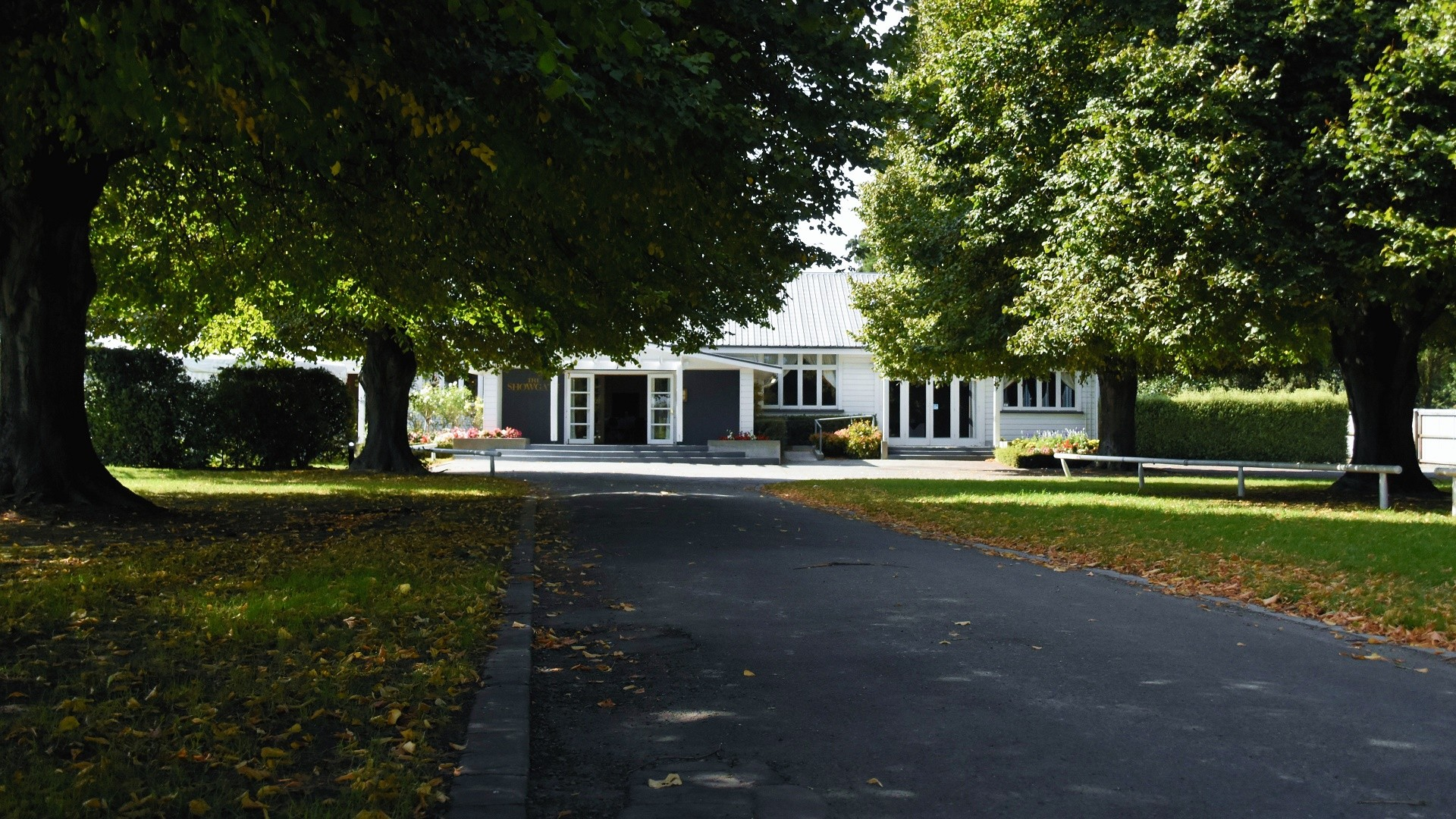 Christchurch Venue - Riccarton Park Function Centre