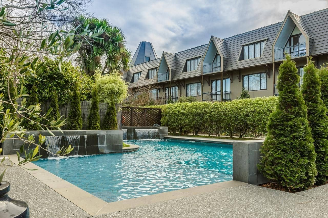 Christchurch Venue - Hilton