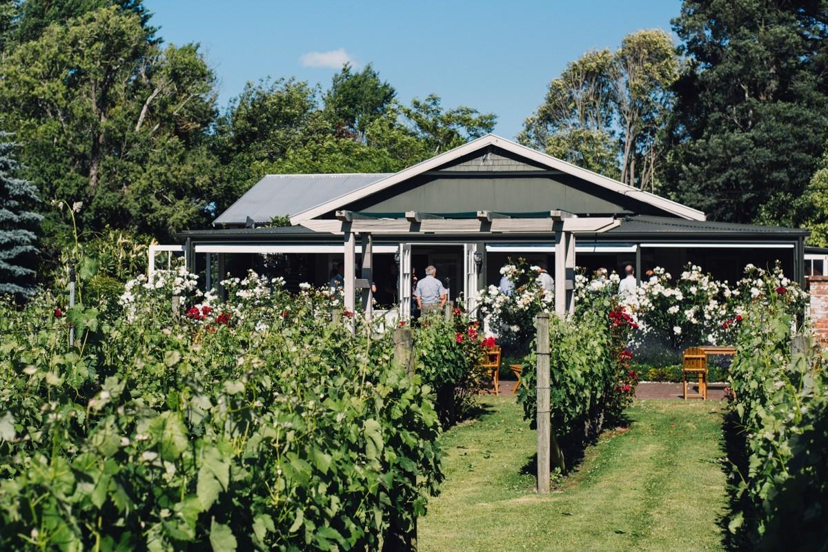 Christchurch Venue - Hinton's