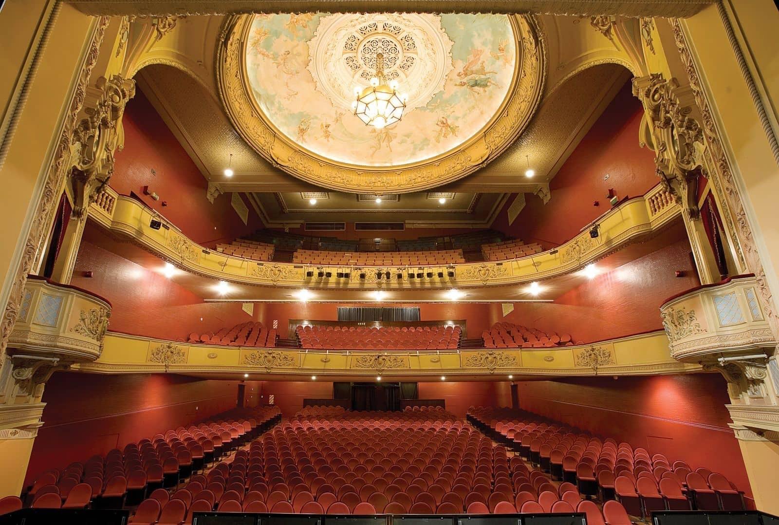 Christchurch Venue - Isaac Theatre Royal