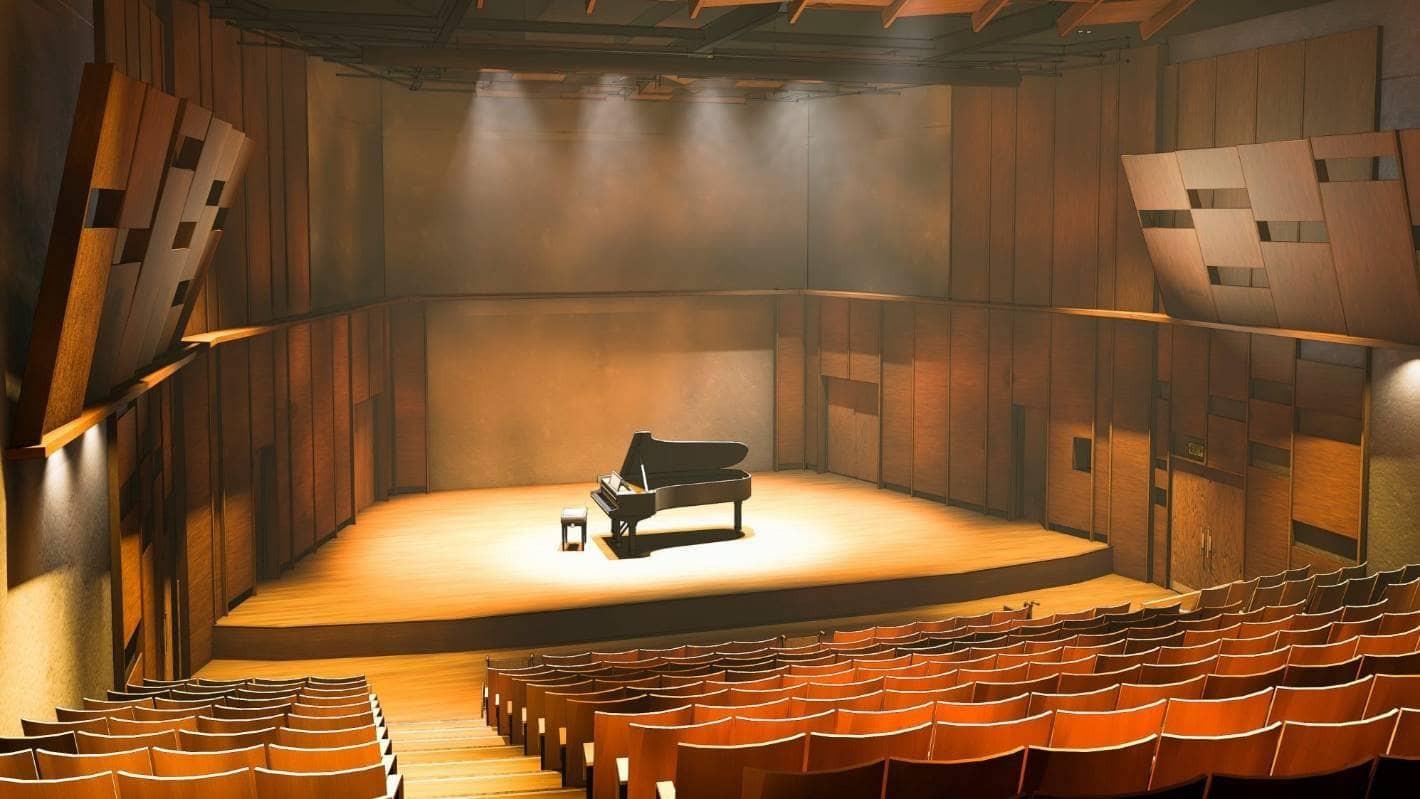 Christchurch Venue - The Piano