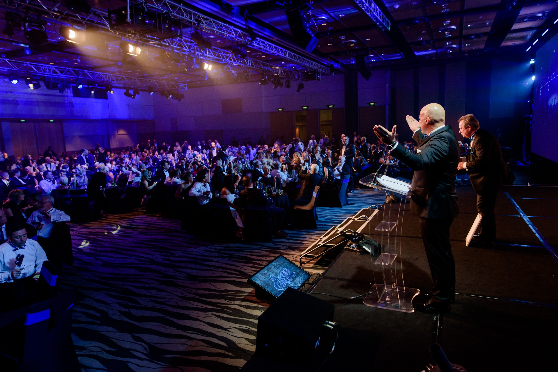 gala, dinner, awards, event, corporate, auckland, skycity