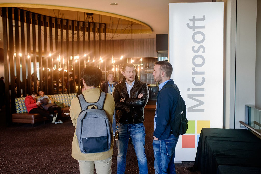 microsoft, cda, tour, seminar, conference, guests, hoyts, auckland, corporate