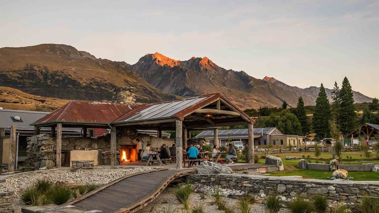 queenstown, queenstown venue, camp glenorchy