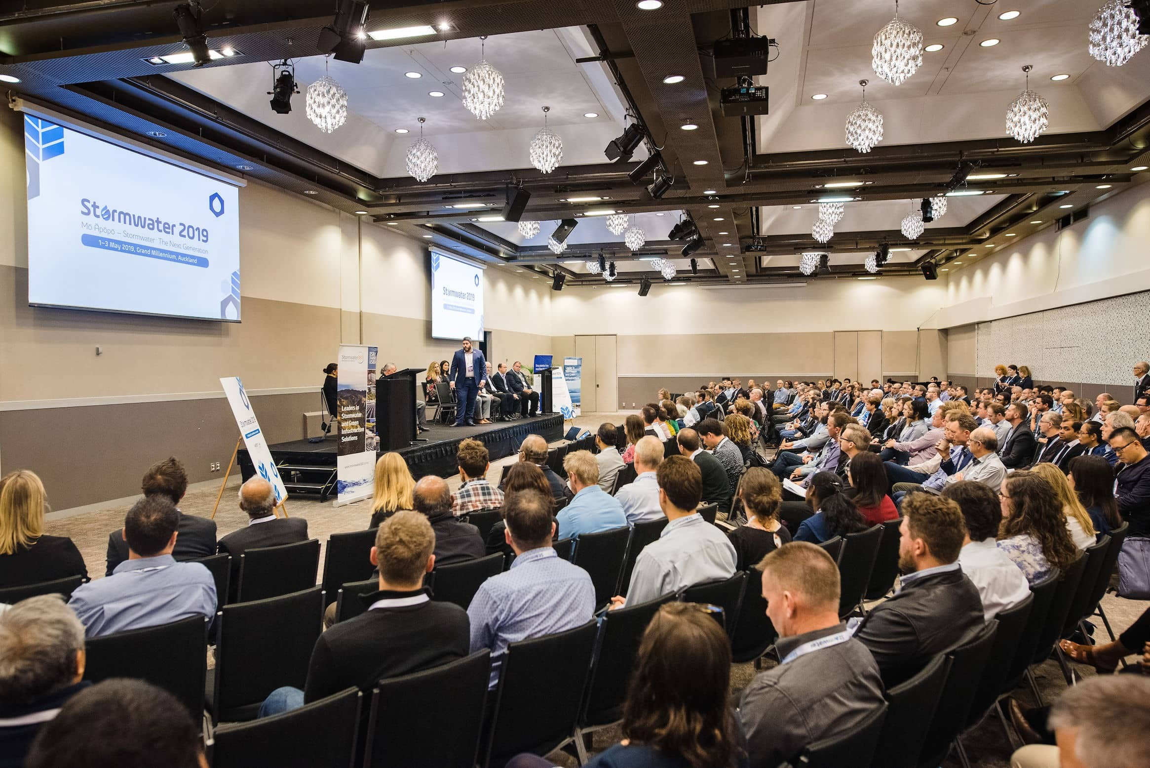 stormwater conference 2019, grand millennium hotel, auckland, conference